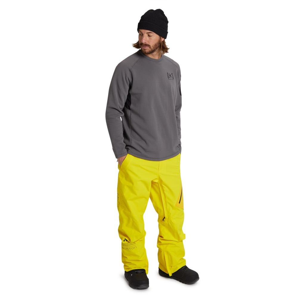 Men's Burton [ Ak ] Baker Power Stretch ® Fleece Crew