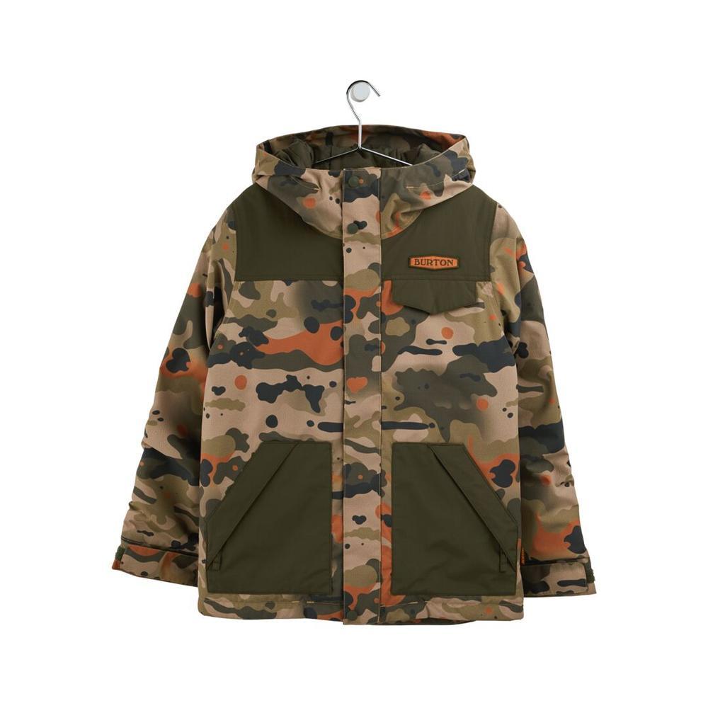 Boys ' Burton Dugout Jacket