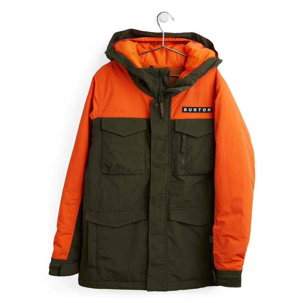Boys ' Burton Covert Jacket