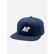 K2 5 PANEL HAT BLUE