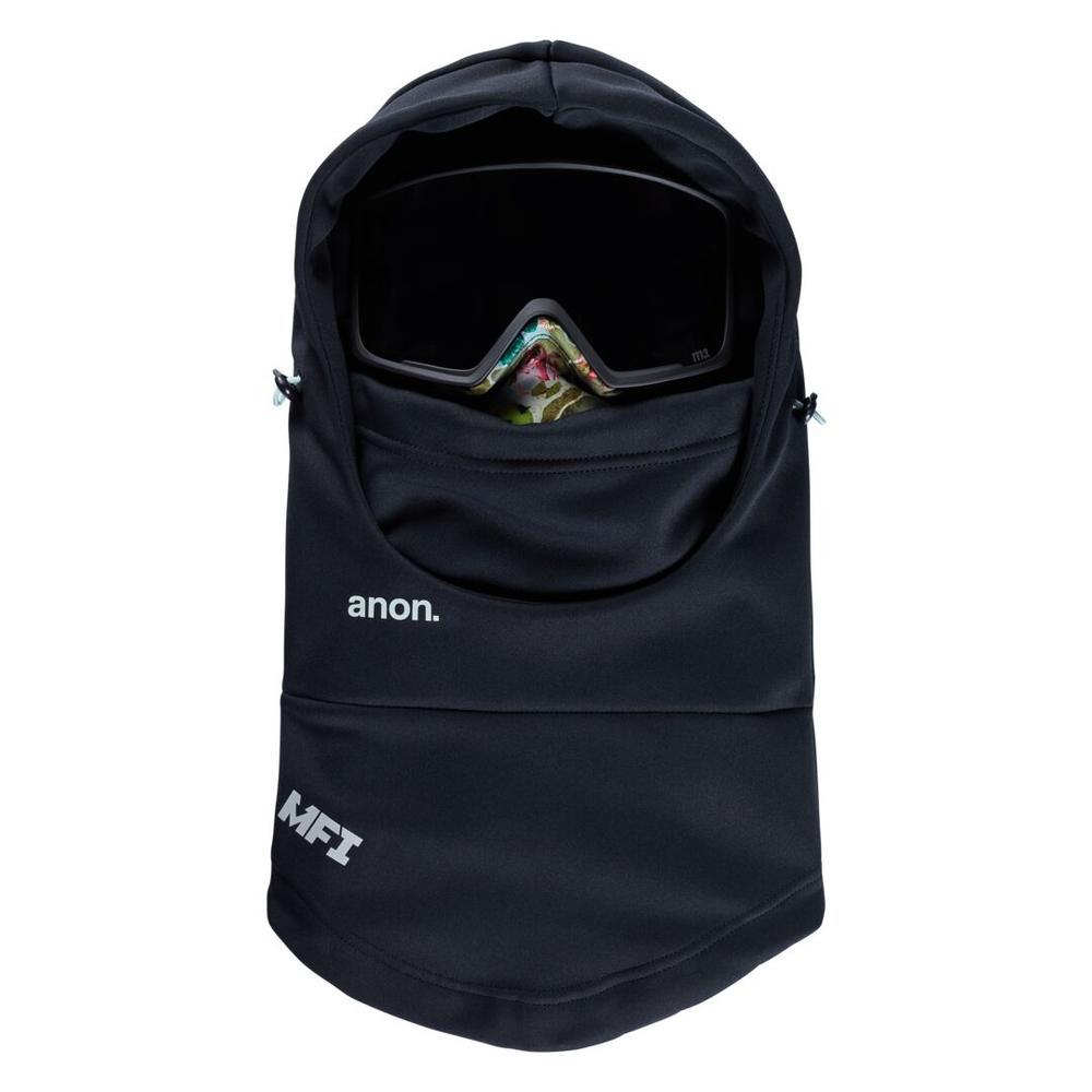 Camo Black Anon MFI Hood Clava