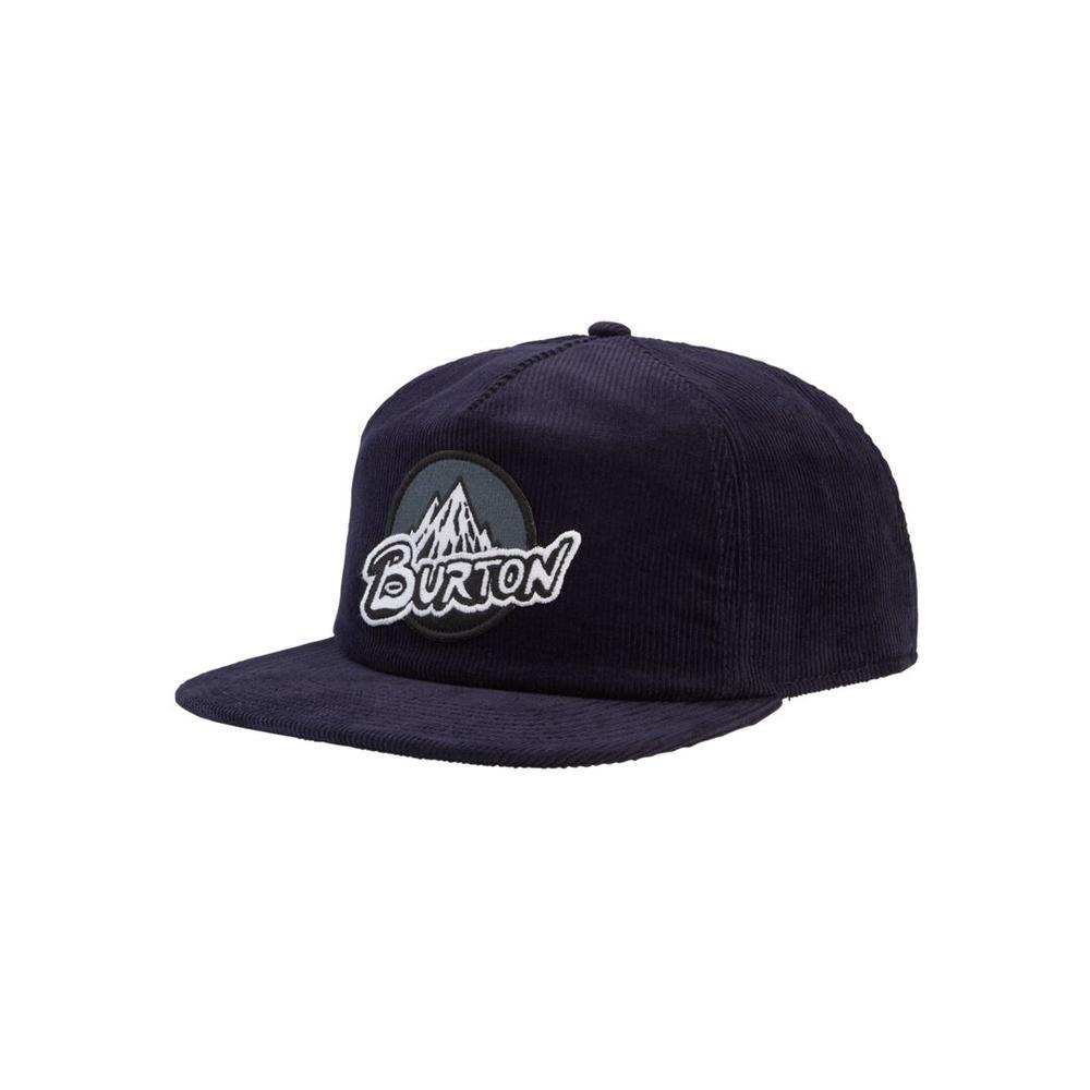 Burton Retro Mountain Snapback Hat