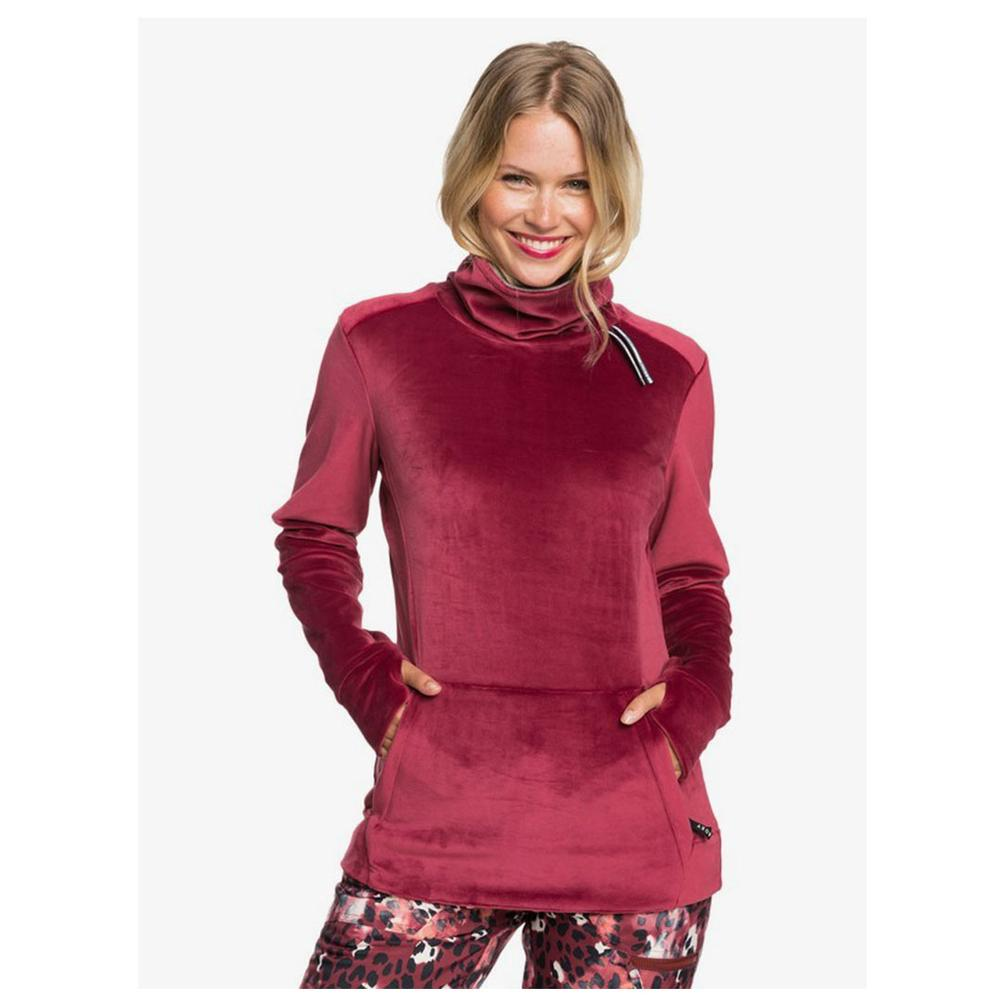 Roxy Deltine Technical Funnel Neck Fleece