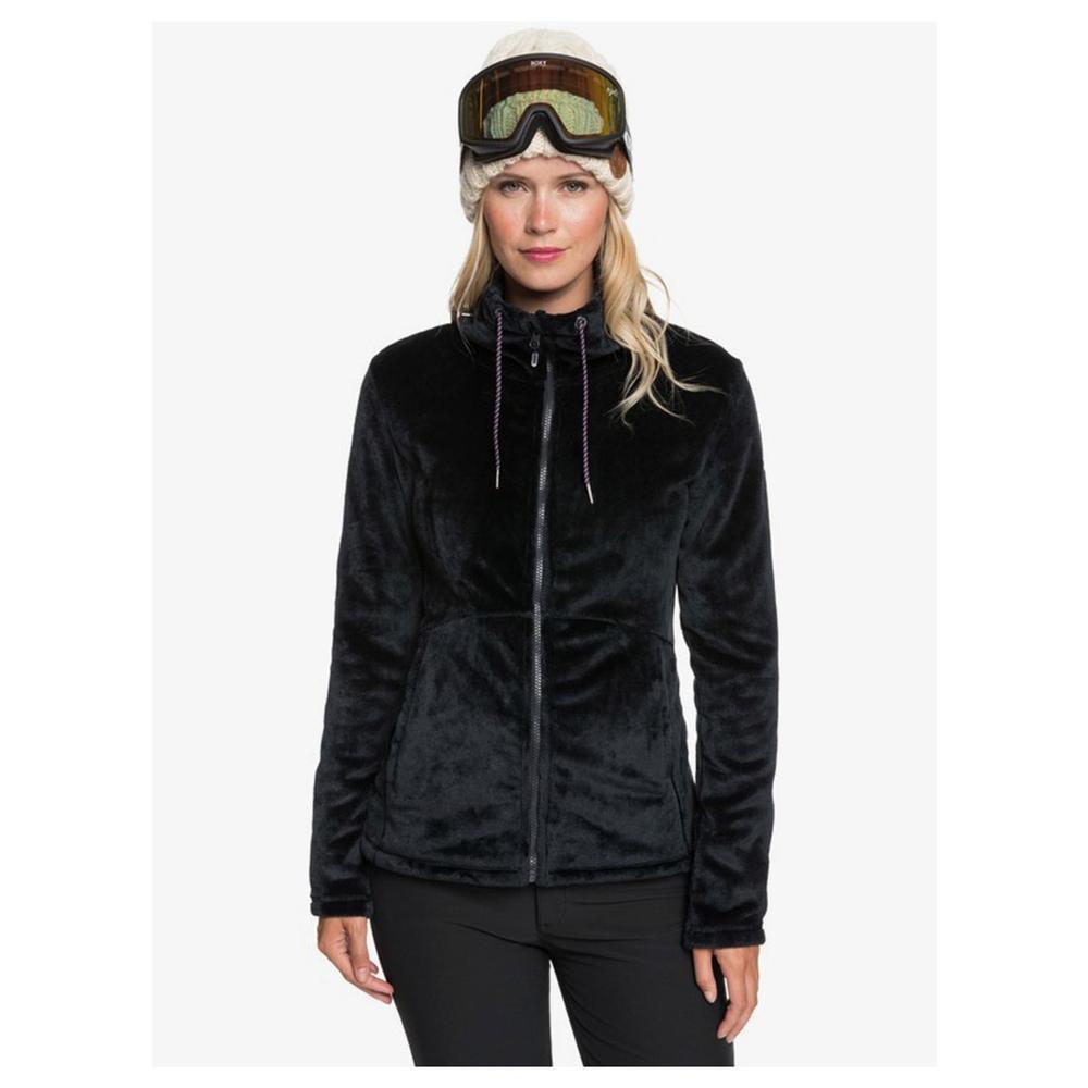 Roxy Tundra Technical Zip- Up Fleece