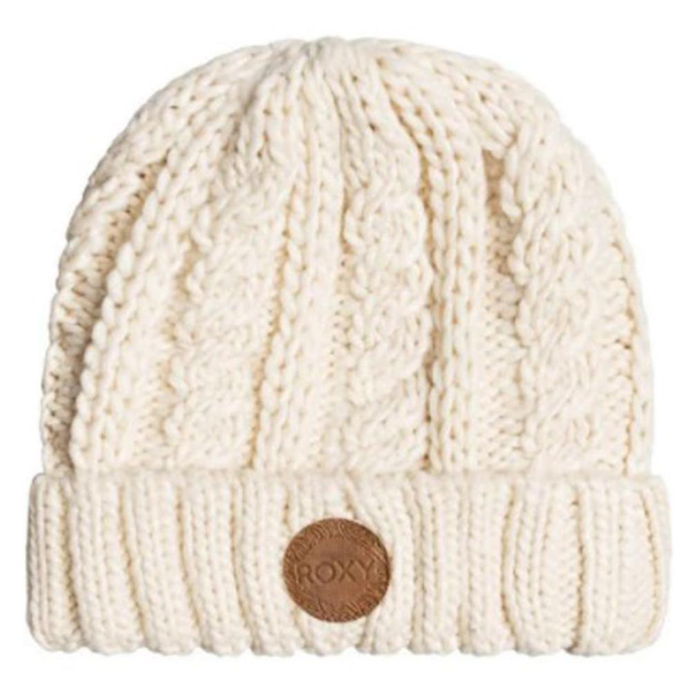 Roxy Tram Cable Knit Beanie