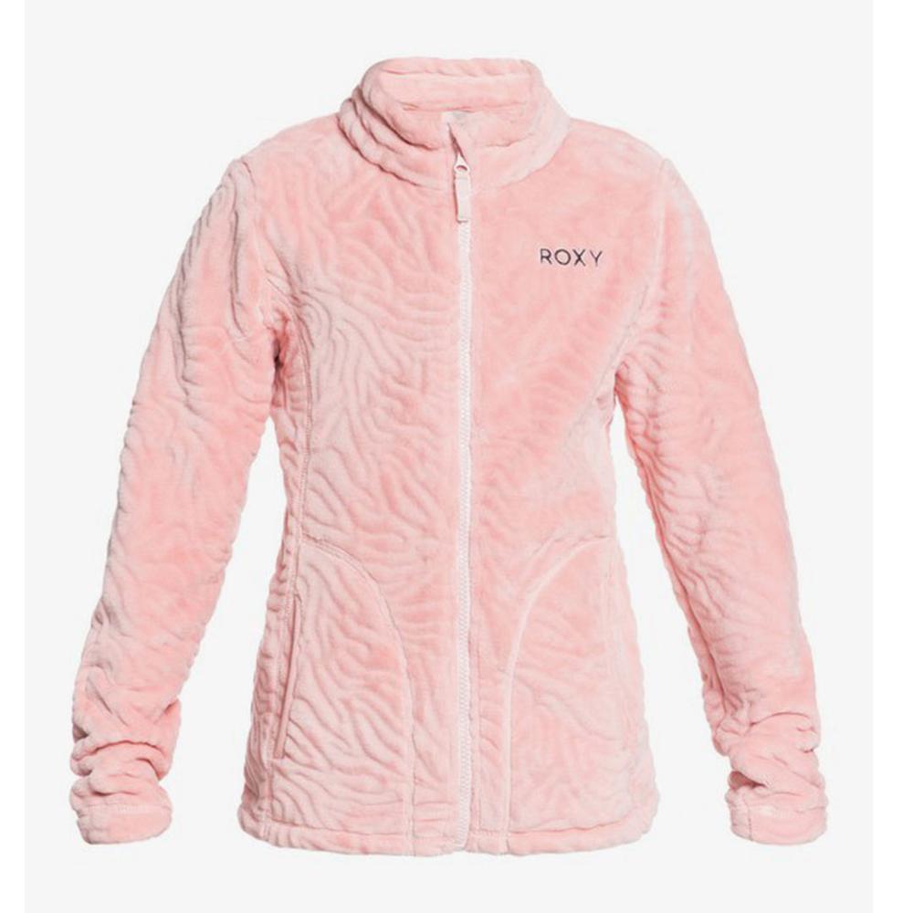 Roxy Igloo Technical Zip- Up Hooded Fleece