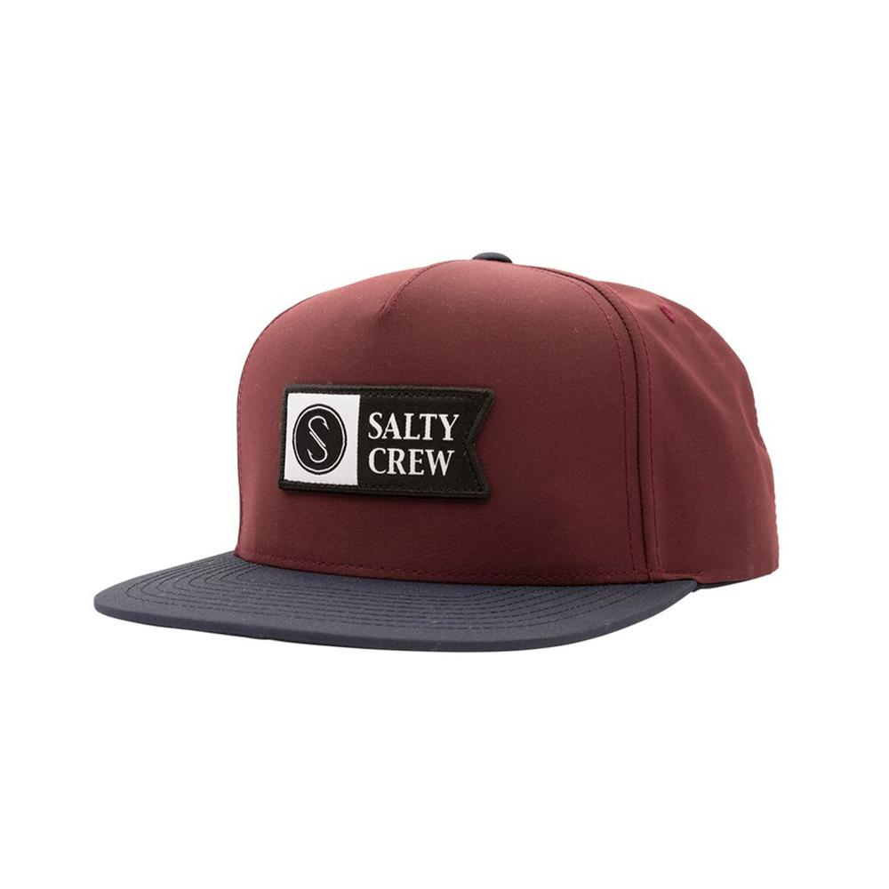 Salty Crew Alpha Tech 5 Panel Hat