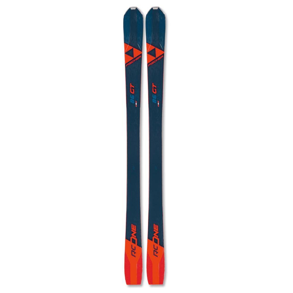 Fischer Rc One 86 Gt Flat Skis