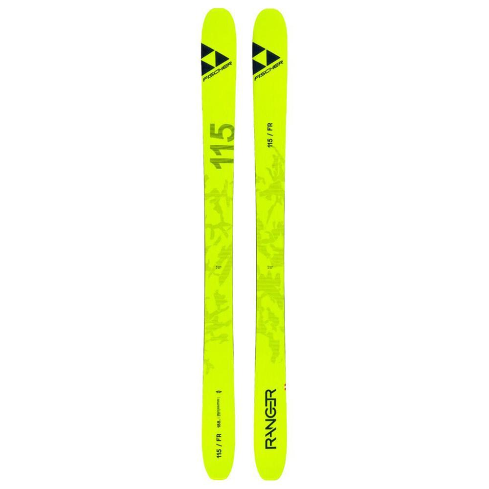 Fischer Ranger 115 Fr Skis 2021