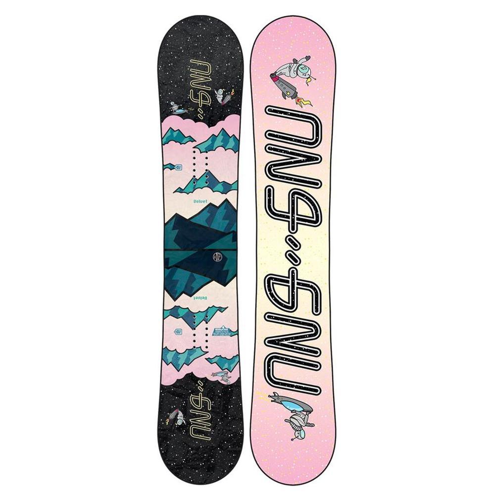 Gnu Velvet Snowboard 2021, Gnu, Velvet, Snowboard, Asymmetrical, Asymmetrical Snowboard, Women's Snowboard, Women's Snowboard, Women's Gnu Snowboard, Womens Snowboard, Womens Gnu Snowboard