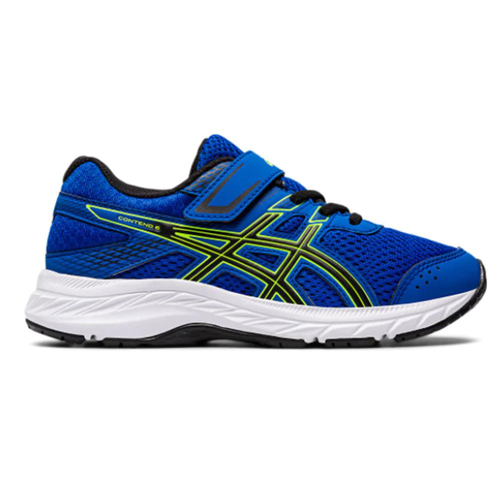 Asics Contend 6 Pre School Running Shoe, Asics Contend 6 Ps