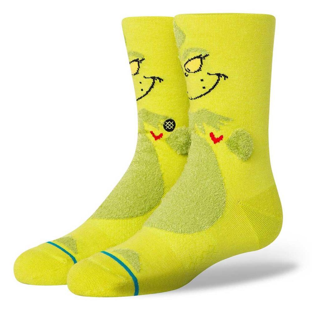 Stance 3d Grinch Crew Socks