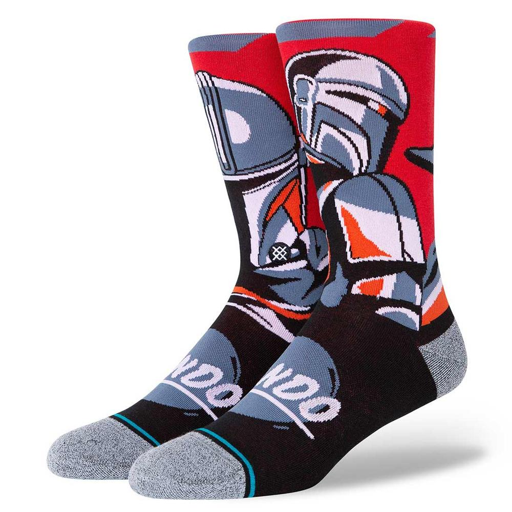 Stance Beskar Steel Crew Socks, Stance, Socks, Crew Socks