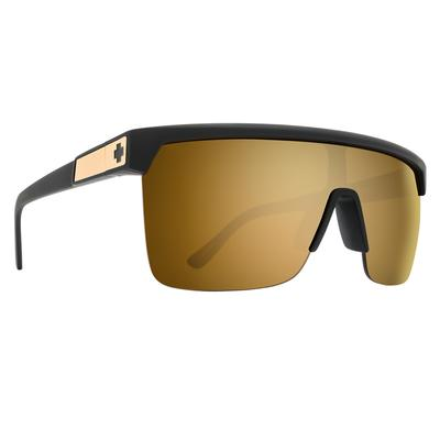 FLYNN 5050 25 ANNIV MATTE BLACK GOLD - HD PLUS BRONZE WITH G