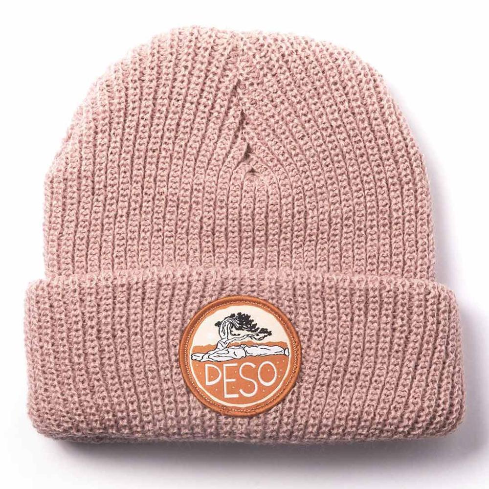Deso Supply Co.Bristlecone Heavy Knit Cuff Beanie