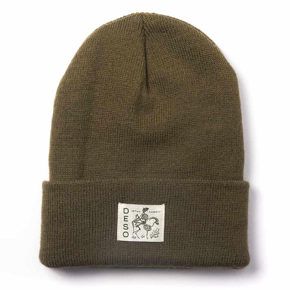 Deso Supply Co.Still Lucky Standard Cuff Beanie