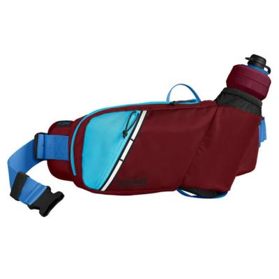 PODIUM FLOW BELT 21OZ BURGUNDY/LAKE BLUE