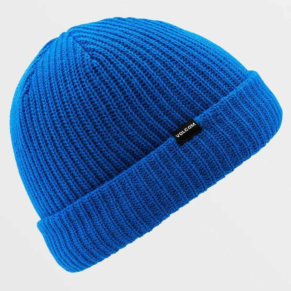 Volcom Sweeplined Beanie Cyan Blue