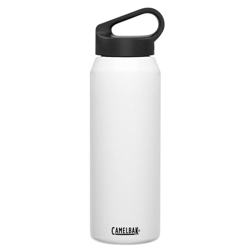 Camelbak Carry Cap 32 Oz Bottle Insulated Stainless Steel White