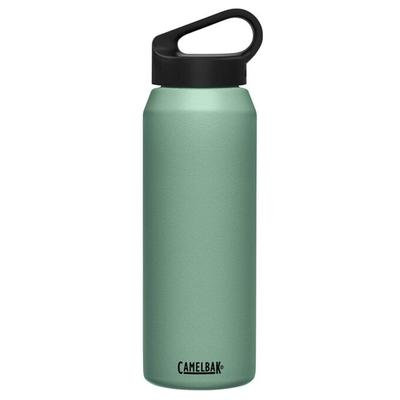 CARRY CAP SST VACUUM INSULATED 32OZ, MOSS