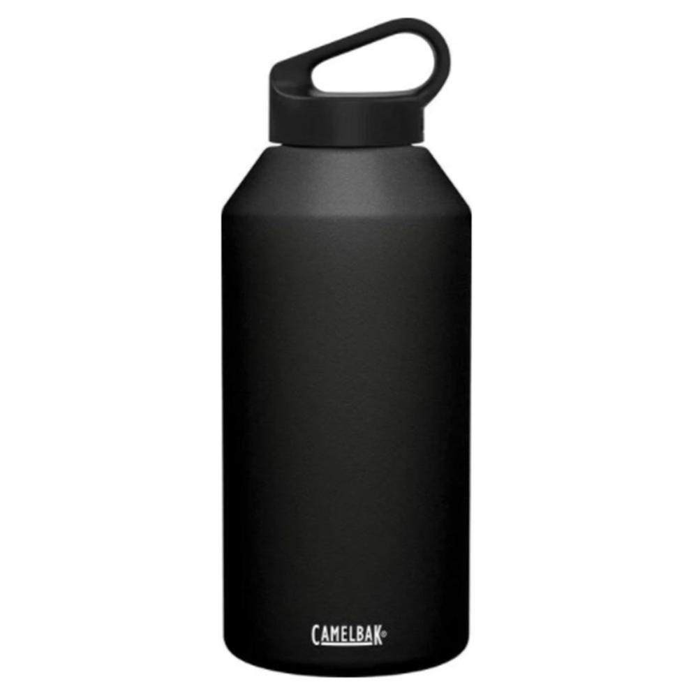 Camelbak Carry Cap 64 Oz Bottle Insulated Stainless Steel Black