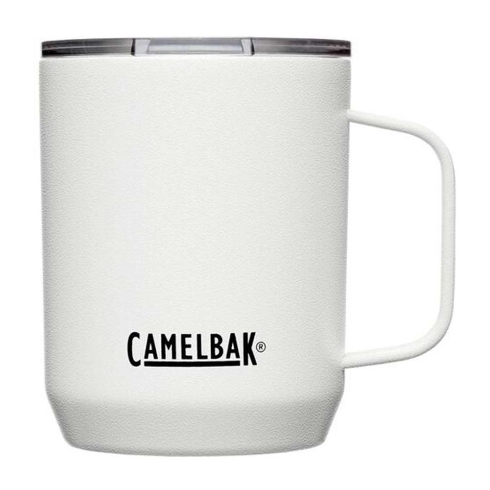 Camelbak Horizon 12 Oz Camp Mug Insulated Stainless Steel White