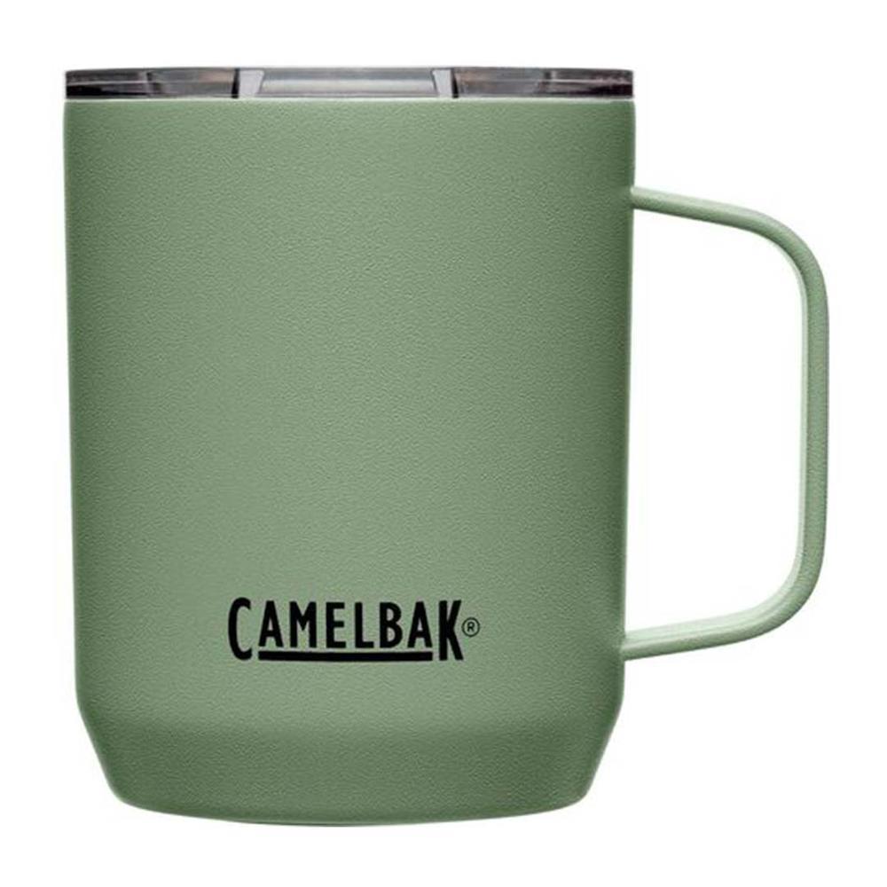 Camelbak Horizon 12 Oz Camp Mug Insulated Stainless Steel Moss