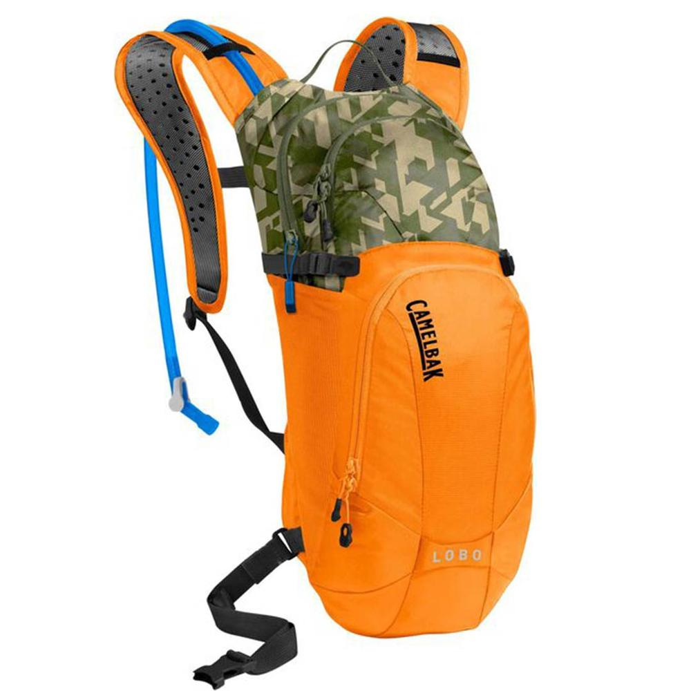 Camelbak Lobo 100 Oz Hydration Pack Orange