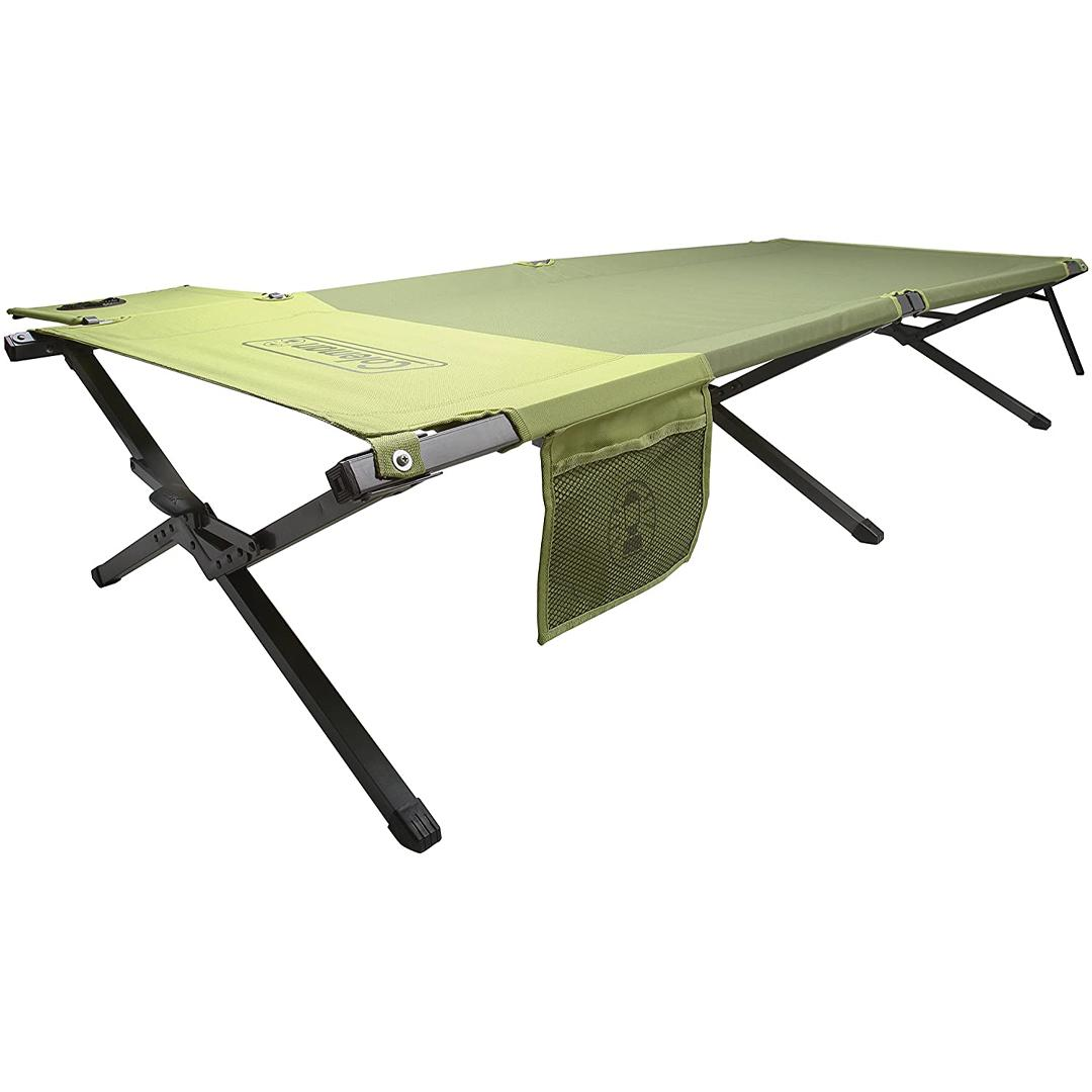 Camp Camping Sleep Sleeping Cot Coleman Outdoor