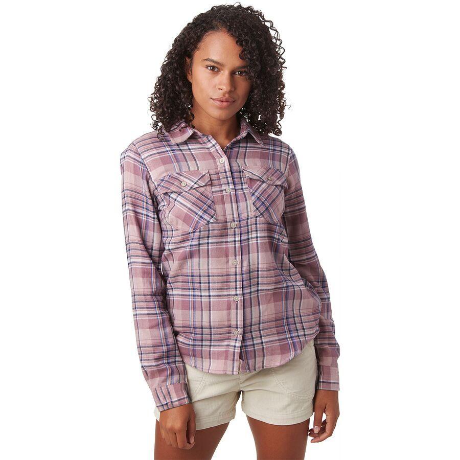 Marmot Bridget Midweight Flannel Shirt