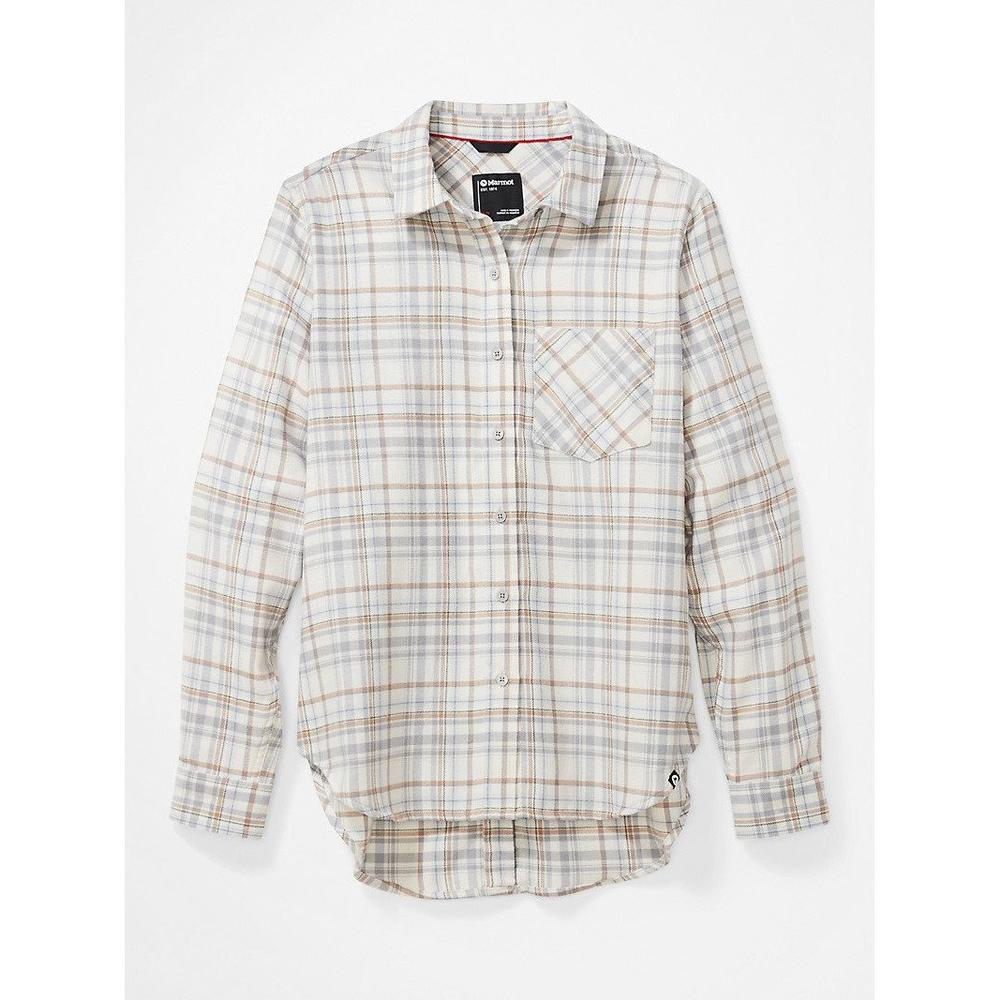 Marmot Maggie Lightweight Flannel Shirt