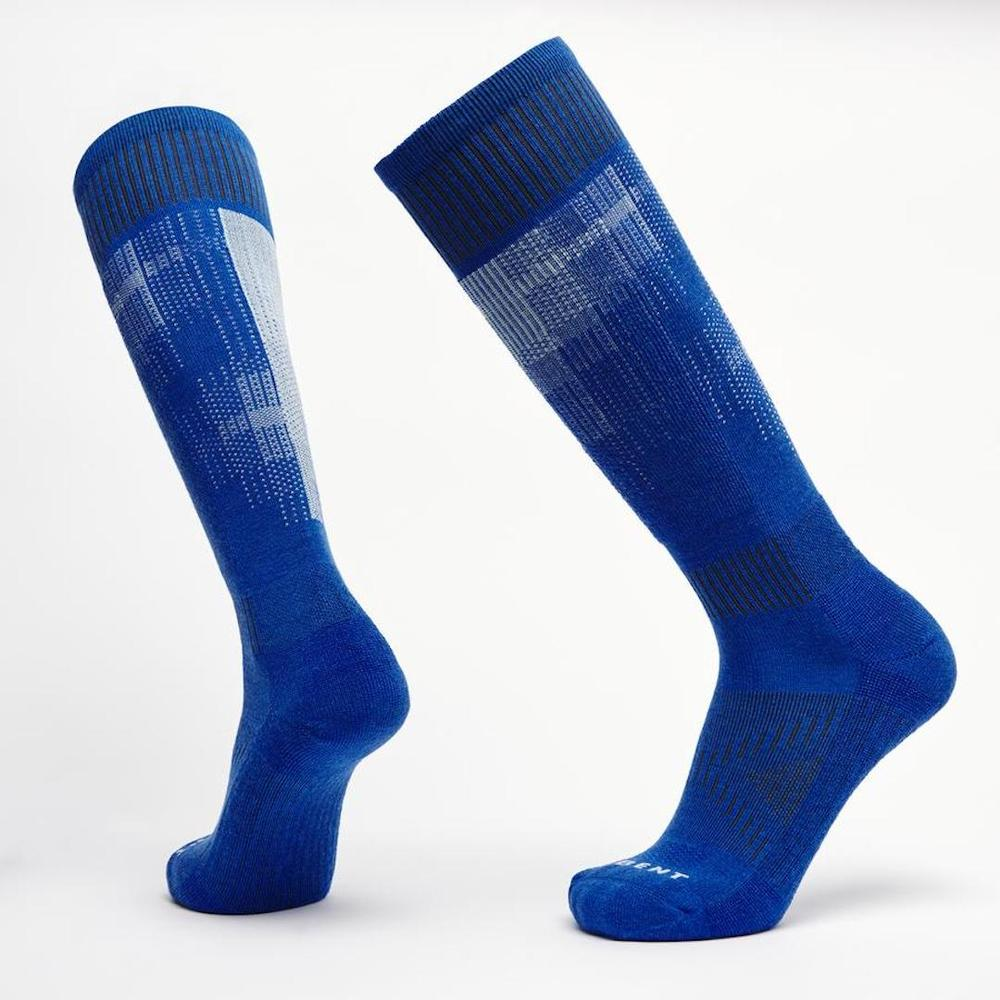 Le Bent Pixel Light Snow Sock