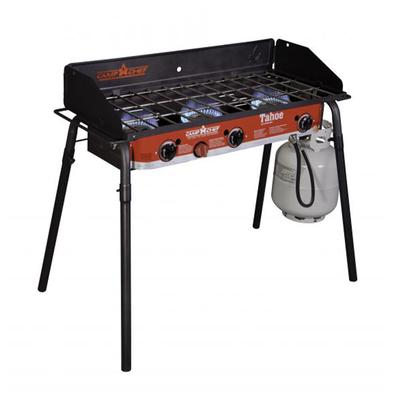 EXPEDITION 3X THREE-BURNER STOVE WITH SG90 (16` X 24` GRIDDLE) – CSA