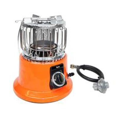 2-IN-1 HEATER/STOVE