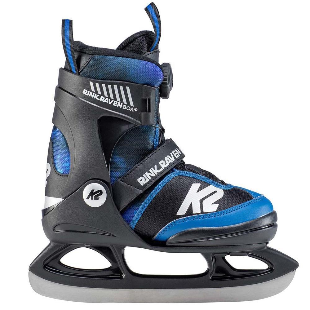 K2 Rink Raven Boa Kids ' Ice Skate