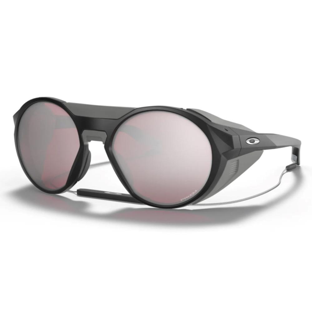 Oakley Clifden Matte Black Prizm Snow Black Iridium Sunglasses