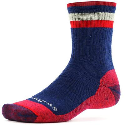 PURSUIT HIKE SIX MD CUSH NAVY RED