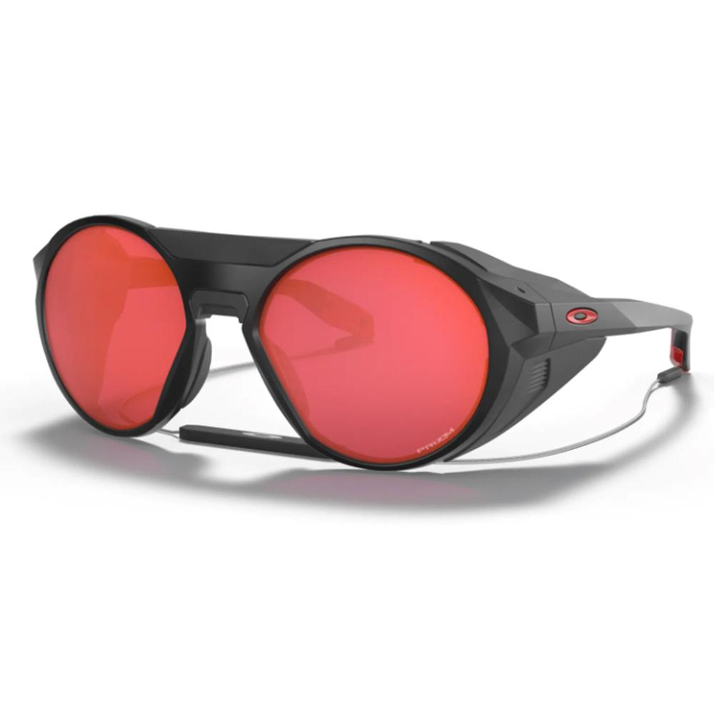 Oakley Clifden Matte Black Prizm Snow Torch Sunglasses