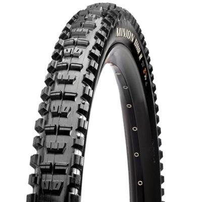 MAXXIS MINION DHR II TIRE - 27.5 X 2.3, TUBELESS, FOLDING, BLACK, DUAL, EXO