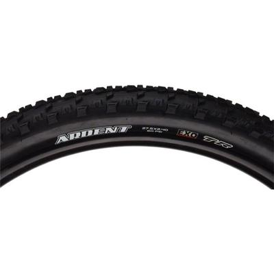 ARDENT, TIRE, 27.5``X2.40, FOLDING, TUBELESS READY, DUAL, EXO, 60TPI, BLACK