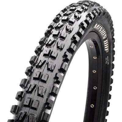 MINION DHF TIRE - 27.5 X 2.5, TUBELESS, FOLDING, BLACK, DUAL, EXO, WIDE TRAIL