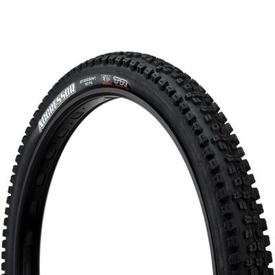 AGGRESSOR, TIRE, 27.5``X2.50, FOLDING, TUBELESS READY, DUAL COMPOUND, EXO, WIDE