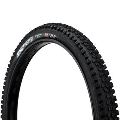 AGGRESSOR, TIRE, 27.5``X2.30, FOLDING, TUBELESS READY, DUAL, EXO, 60TPI, BLACK