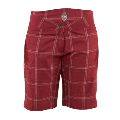 W VENTURA PLAID SHORTS