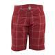 W Ventura Plaid Shorts