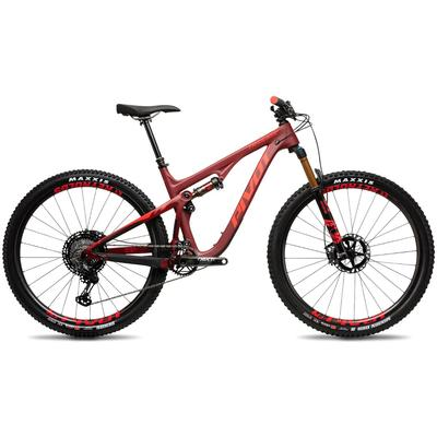 20 TRAIL 429 PRO XO1 29` ALLOY RED M