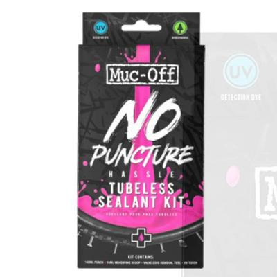 NO PUNCTURE HASSLE TUBELESS SEALANT POUCH