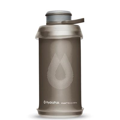 STASH BOTTLE 1L MAMMOTH GREY