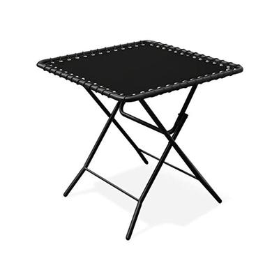 TEXTILENE TABLE, BLACK