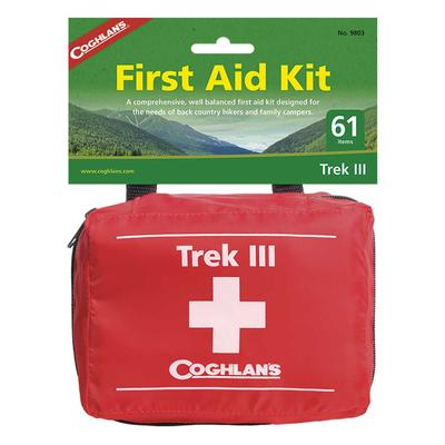 TREK III FIRST AID KIT